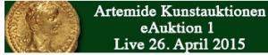 ARTEMIDE KUNSTAUKTIONEN 6 OTTOBRE LIVE WEB @ WEB