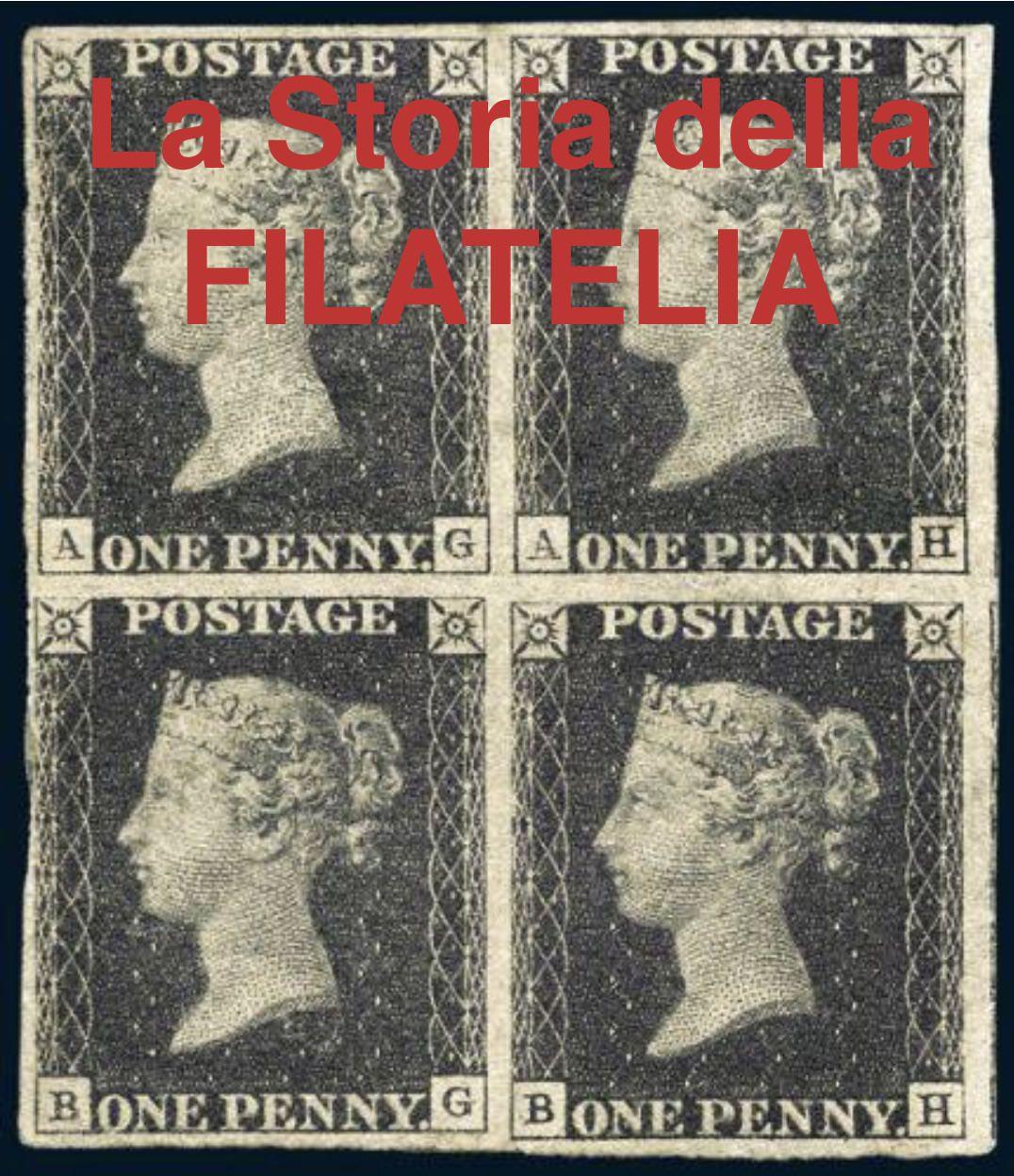 291fbe8fb8 La Storia della Filatelia • Scripomarket