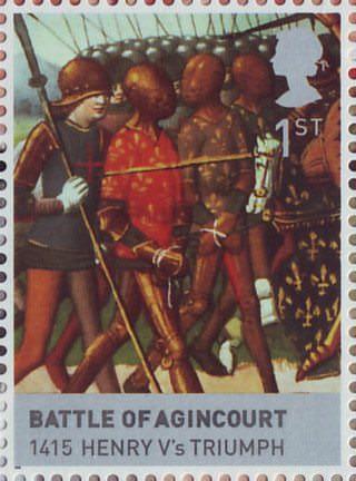 Battaglia di Azincourt