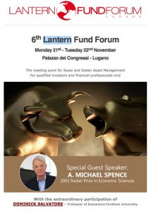 6Th Lantern Fund Forum - Lugano