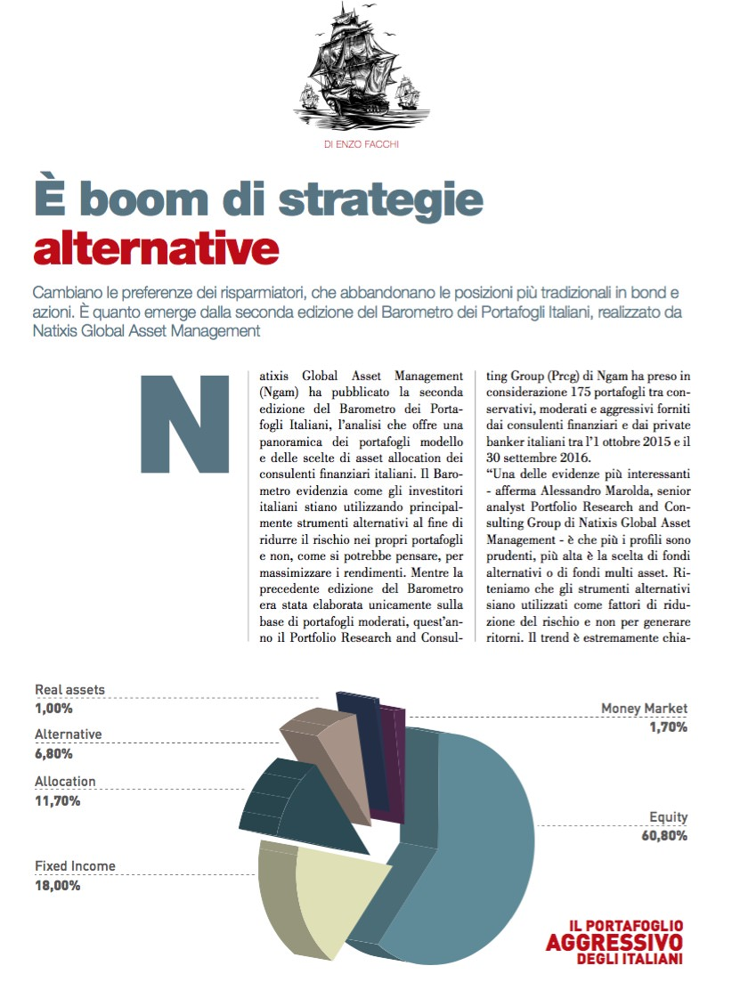 È boom di strategie alternative