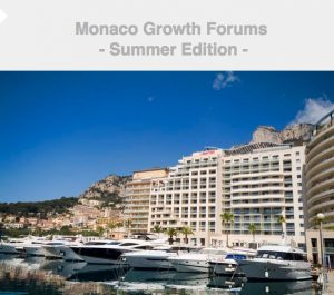 Monaco Growth Forums  - Summer Edition -