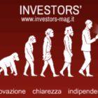 INVESTORS L'EVOLUZIONE DELLA SPECIE