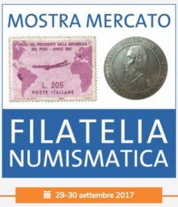 Mostra mercato Filatelia Numismatica - Montichiari