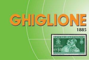 Asta Filatelica GHIGLIONE 98 - 6/7 Ottobre 2017