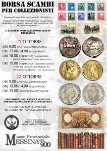Borsa scambi per collezionisti - Messina