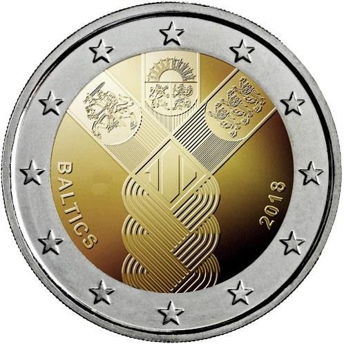 Nuova moneta commemorativa