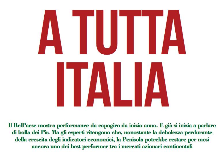 A tutta Italia di Laura Magna