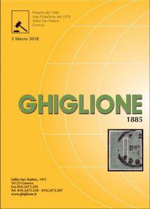 Ghiglione - Asta Filatelica