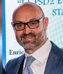 Maurizio Pimpinella, presidente dell'Associazione Italiana Istituti di Pagamento e di Moneta Elettronica