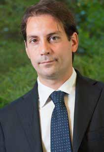 Emanuele Bellingeri, managing director e responsabile per l'Italia di iShares