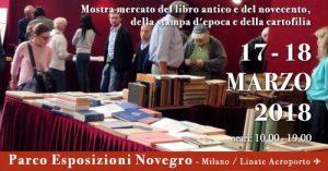 BYBLOS 2.0  Mostra mercato del libro antico e del 900, della stampa d'epoca e della cartofilia @ Parco Esposizioni Novergro (MI) | Novegro-Tregarezzo | Lombardia | Italia