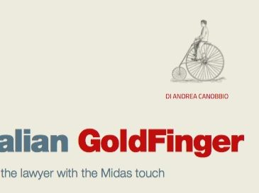 Italian GoldFinger (di Andrea Canobbio)