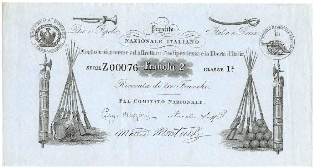 prestito nazionale italiano 2