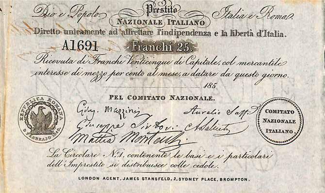 prestito nazionale italiano