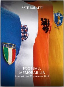 Football Memorabilia - Aste Bolaffi @ Torino