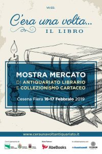 """""""C'era una volta il libro"""" @ Fiera di Cesena"""
