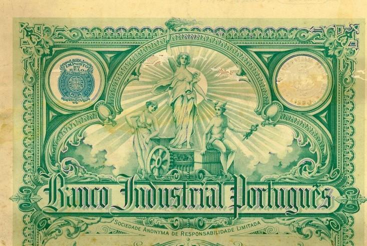 Azioni storiche del Portogallo - Ações históricas de Portugal • Scripomarket