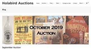 Holabird Americana Auctions 5