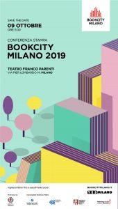 Conferenza stampa BookCity Milano | 9 ottobre, ore 11 - Teatro Franco Parenti @ Teatro Franco Parenti | Milano | Lombardia | Italia