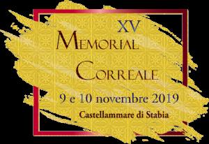 A Castellammare di Stabia il XV Memorial Correale 9-10 Novembre 2019 @ Accademia il Gusto di Imparare | Castellammare di Stabia | Campania | Italia