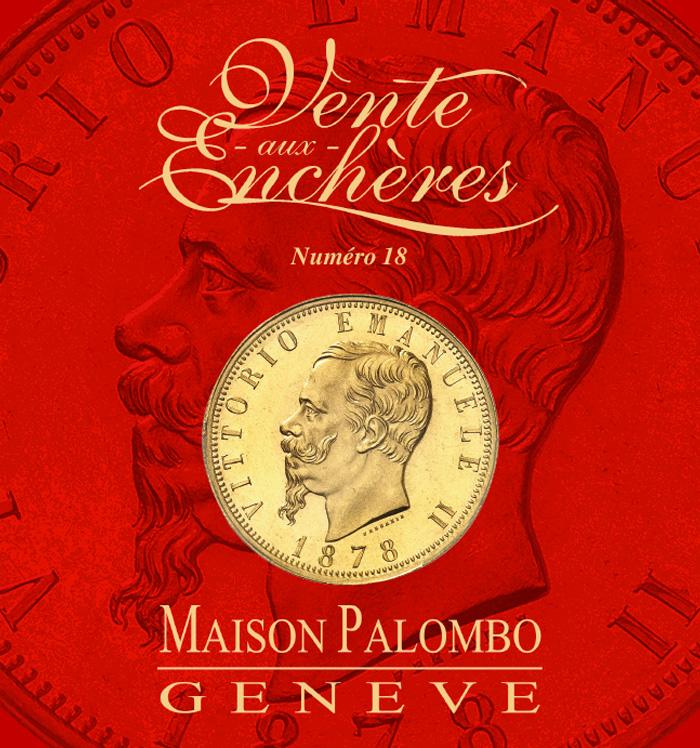 Maison Palombo di Ginevra presenta la nuova asta del 17 novembre. • Scripomarket