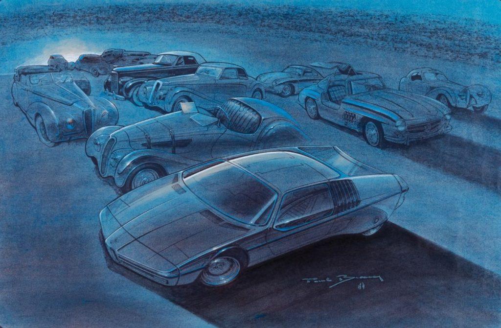 Asta Bolaffi: AUTO CLASSICHE Classic Motor Vehicles YOUNGTIMERS & MEMORABILIA • Scripomarket
